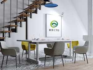 haruru2015さんの新サービス「あすくプロ」のロゴ作成(プロファウンド株式会社(R2/1/14設立))への提案
