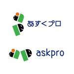tanaka_358_eikiさんの新サービス「あすくプロ」のロゴ作成(プロファウンド株式会社(R2/1/14設立))への提案