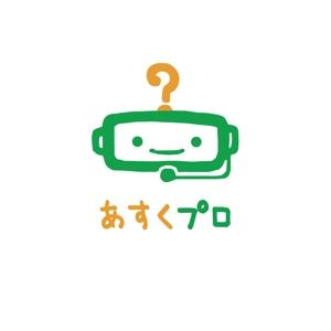 TIHI-TIKIさんの新サービス「あすくプロ」のロゴ作成(プロファウンド株式会社(R2/1/14設立))への提案