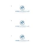 noraya_jrさんの動物病院『すずきペットクリニック』のロゴ募集への提案
