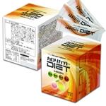 big-moonさんの女性向けダイエット補助食品(カット・燃焼系)顆粒タイプのパッケージデザインへの提案