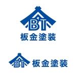 ninaiyaさんの板金塗装組合のロゴへの提案