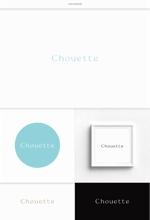 DeeDeeGraphicsさんのスキンケア雑貨「chouette(シュエット)」のブランドロゴの募集への提案