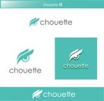 FISHERMANさんのスキンケア雑貨「chouette(シュエット)」のブランドロゴの募集への提案