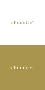 headdip7さんのスキンケア雑貨「chouette(シュエット)」のブランドロゴの募集への提案