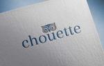 rietoyouさんのスキンケア雑貨「chouette(シュエット)」のブランドロゴの募集への提案