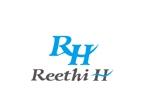 ジュエリーブランド「Reethi H」(リーティ エイチ) のロゴ作成への提案