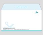 kao0120さんのコンサル会社の封筒デザイン <洋長3>への提案