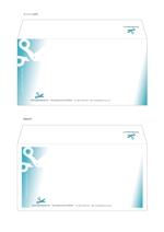 Chi-kaさんのコンサル会社の封筒デザイン <洋長3>への提案