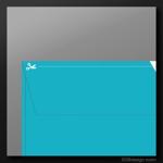 2038designさんのコンサル会社の封筒デザイン <洋長3>への提案