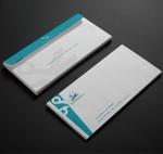 coque0033さんのコンサル会社の封筒デザイン <洋長3>への提案