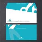 morris_designさんのコンサル会社の封筒デザイン <洋長3>への提案