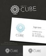 waraoh01さんの税理士法人CUBE のロゴ作成への提案