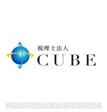 tog_designさんの税理士法人CUBE のロゴ作成への提案