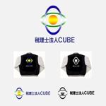 ryokuenさんの税理士法人CUBE のロゴ作成への提案