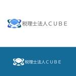 apple_pmcさんの税理士法人CUBE のロゴ作成への提案