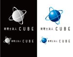 coresoulさんの税理士法人CUBE のロゴ作成への提案