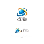 VEROさんの税理士法人CUBE のロゴ作成への提案