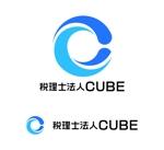 MacMagicianさんの税理士法人CUBE のロゴ作成への提案