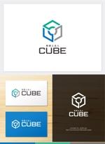 yamana_designさんの税理士法人CUBE のロゴ作成への提案