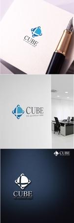 chapterzenさんの税理士法人CUBE のロゴ作成への提案