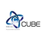 sun_moonさんの税理士法人CUBE のロゴ作成への提案