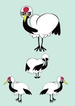 釧路司法書士会のイメージキャラクターデザイン(1)への提案
