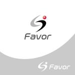 パーソナルジム『Favor』(フェイバー)ロゴ作成への提案
