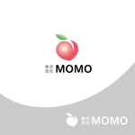 新規設立会社「株式会社MOMO」ロゴマーク制作への提案