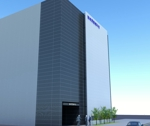 5階建て会社事務所の建築パースへの提案