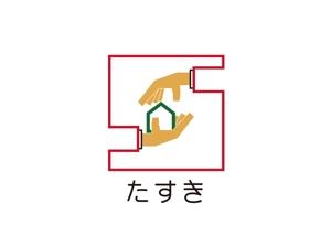tora_09さんのリノベーション新規事業「たすき」のロゴマーク制作への提案