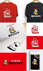 全国約140店舗展開する飲食企業の新ブランドのキャラクター・ロゴ作成への提案