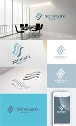 新設法人(株式会社ソレカラ)のロゴへの提案