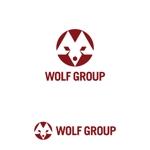 """【ロゴ制作依頼】""""狼の家紋""""をイメージした会社ロゴを制作していただきたいです。への提案"""