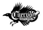 Koshiさんの「Darts Team 『Cuervo』」のロゴ作成への提案