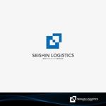 新しく設立した物流会社のロゴマークデザインへの提案