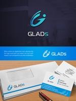 ITコンサルティング会社「株式会社GLADs」のロゴへの提案