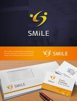 カウンセリング、無痛整体 SMILEの ロゴへの提案