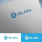 CHANKOTSU_73さんのITコンサルティング会社「株式会社GLADs」のロゴへの提案