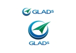 hjue3さんのITコンサルティング会社「株式会社GLADs」のロゴへの提案