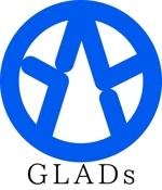 nyan51さんのITコンサルティング会社「株式会社GLADs」のロゴへの提案