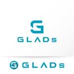 katachidesignさんのITコンサルティング会社「株式会社GLADs」のロゴへの提案