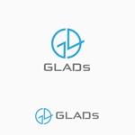 atomgraさんのITコンサルティング会社「株式会社GLADs」のロゴへの提案