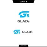 queuecatさんのITコンサルティング会社「株式会社GLADs」のロゴへの提案