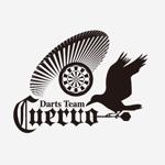 kuma-booさんの「Darts Team 『Cuervo』」のロゴ作成への提案