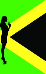lamf1977さんのスパイ小説【ジャマイカよ、ありがとう】電子書籍の表紙イラスト上下巻2枚への提案