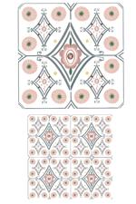 モロッカンスタイルのイラストへの提案