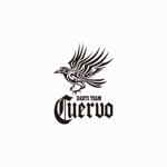rickisgoldさんの「Darts Team 『Cuervo』」のロゴ作成への提案