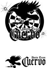 satoshi_01さんの「Darts Team 『Cuervo』」のロゴ作成への提案