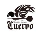 shinさんの「Darts Team 『Cuervo』」のロゴ作成への提案